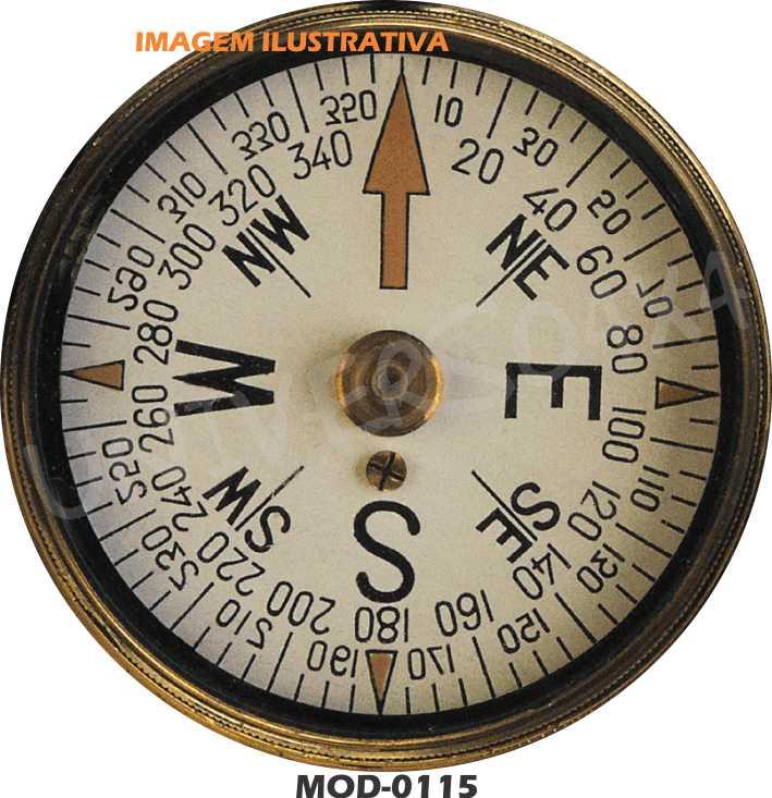 Capa Estepe Bússola M-0115