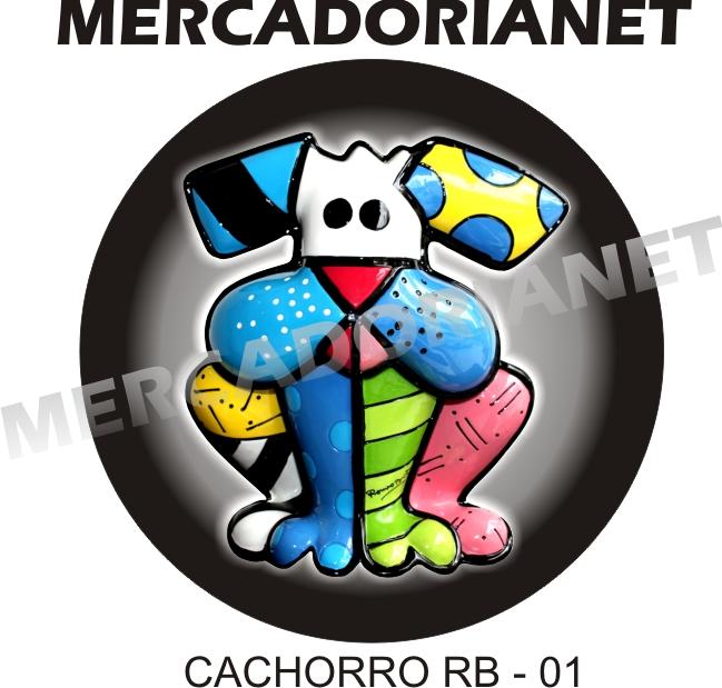 Capa Estepe Cachorro Romero Britto 01