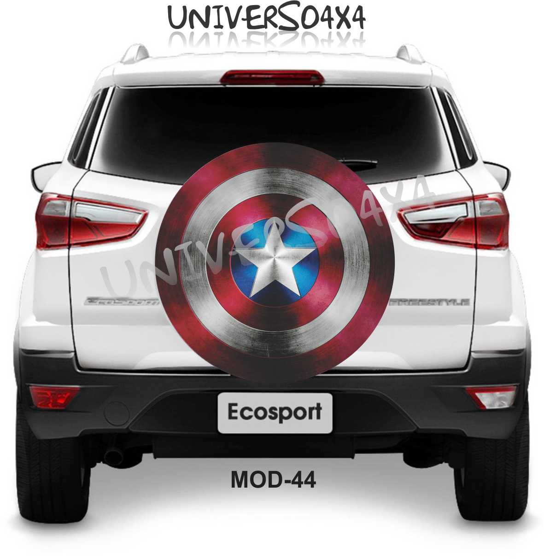 Capa Estepe Capitão América M-44