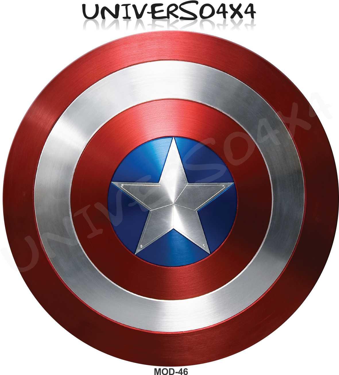 Capa Estepe Capitão América M-46