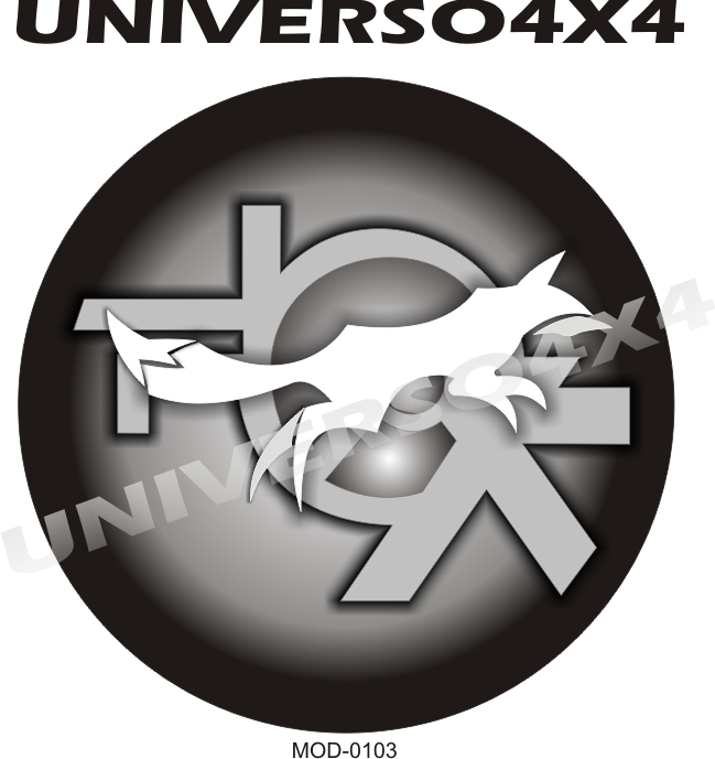 Capa Estepe Crossfox 0103