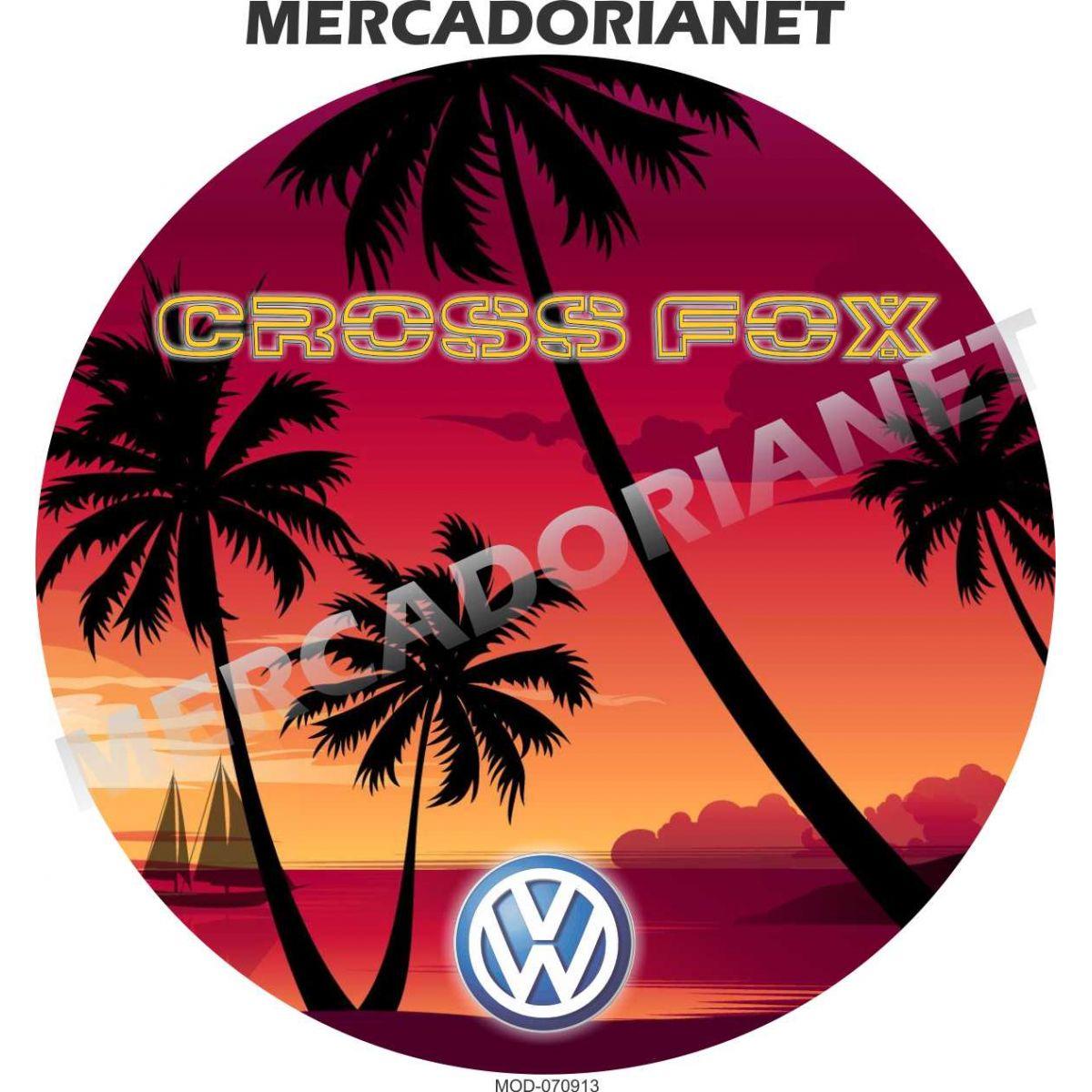 Capa Estepe Crossfox Paisagem M-070913