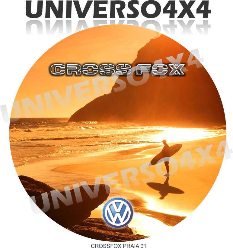Capa Estepe Crossfox Praia M-01