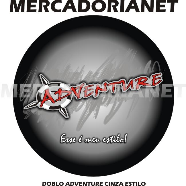 Capa Estepe Doblo Adventure M-Esse é meu Estilo