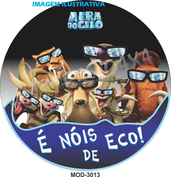 Capa Estepe Eco É Nóis M-3013