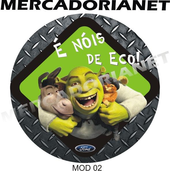 Capa Estepe Eco Shrek 02