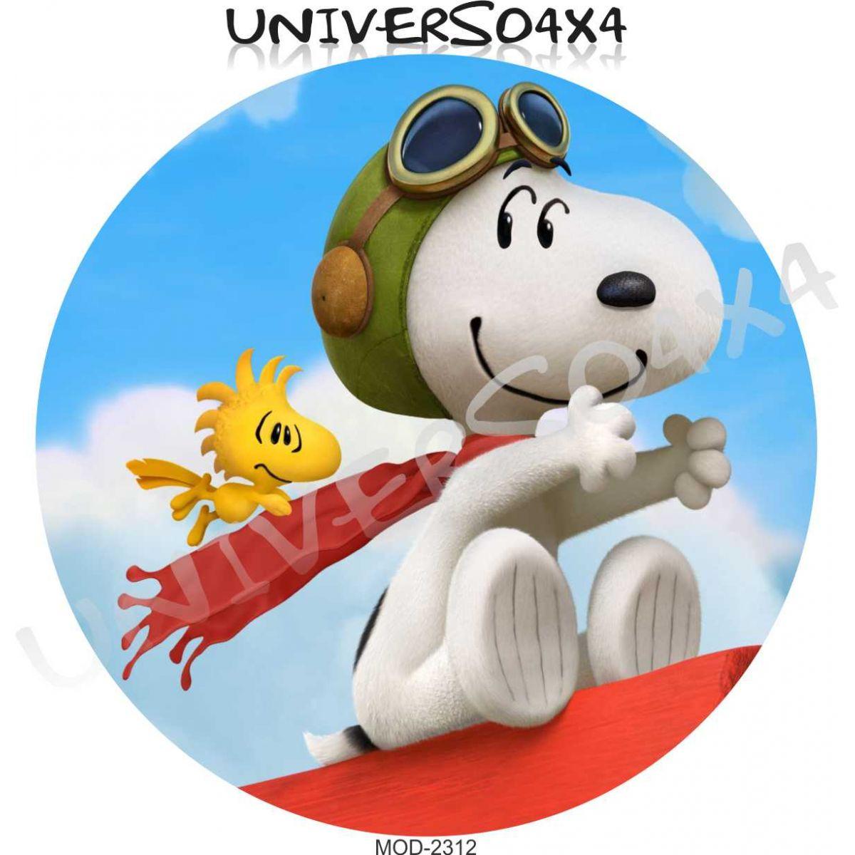 Capa Estepe Snoopy M-2312