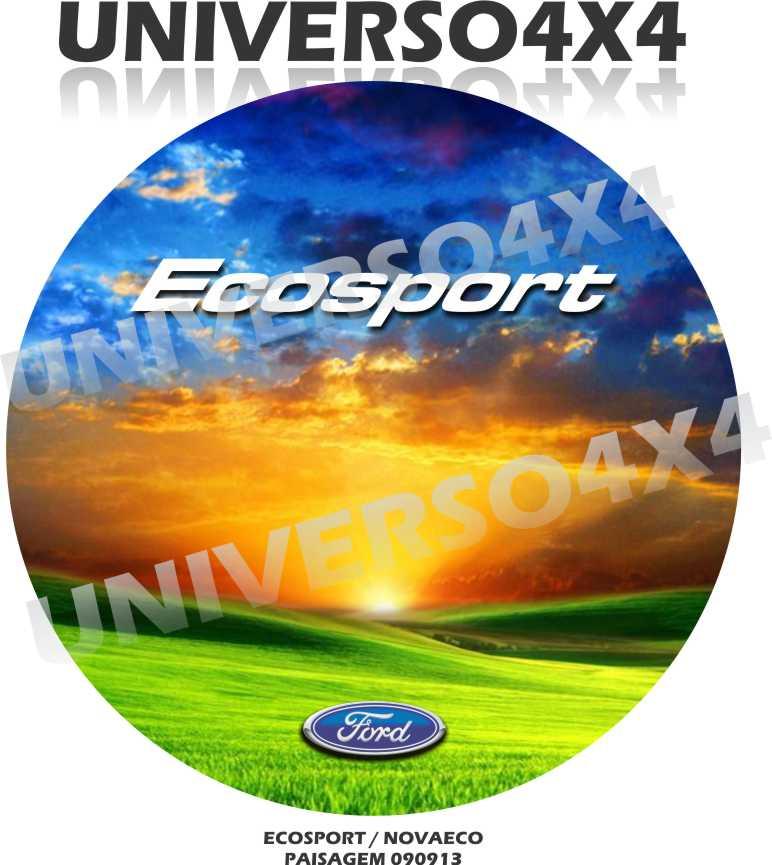 Capa Estepe Ecosport Paisagem M-090913