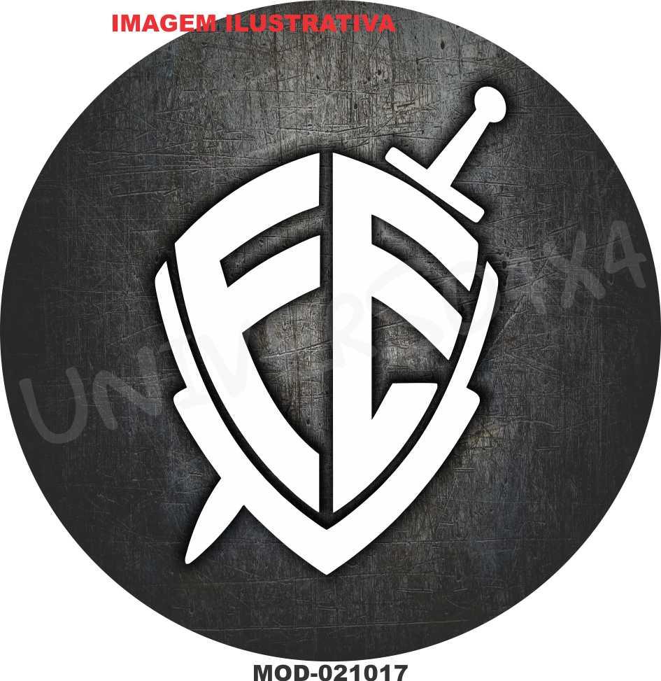Capa Estepe Escudo Fé M-021017