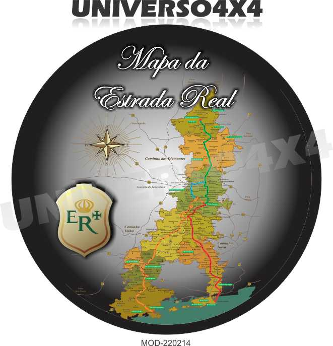 Capa Estepe Estrada Real 220214