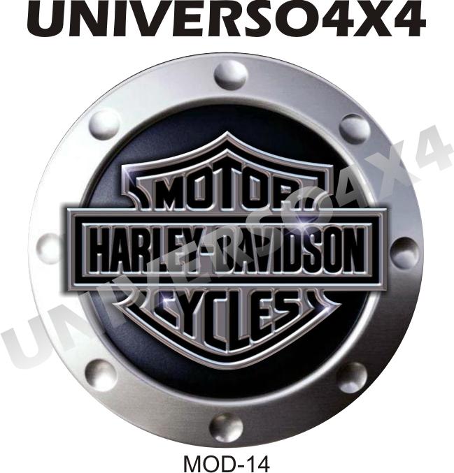 Capa Estepe Harley Davidson M-14