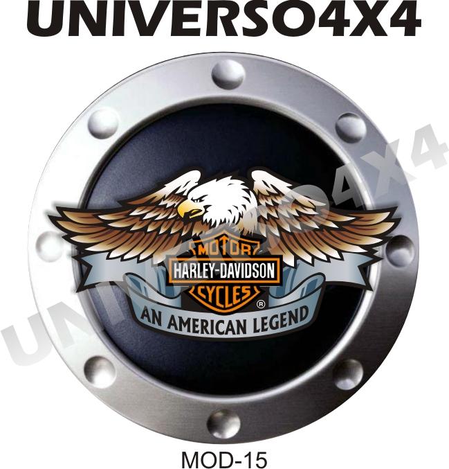 Capa Estepe Harley Davidson M-15