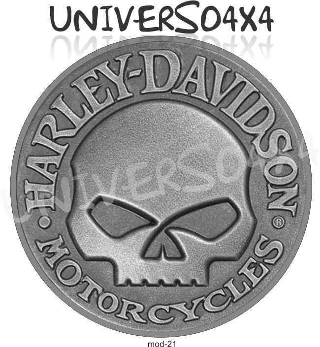 Capa Estepe Harley Davidson M-21