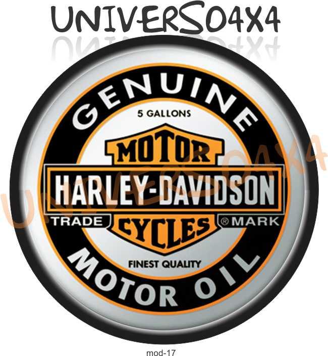 Capa Estepe Harley Davidson M-17