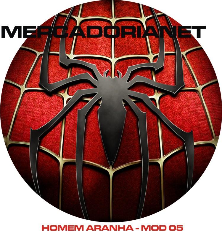 Capa Estepe Homem Aranha M-05