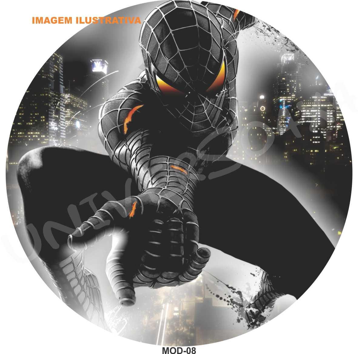 Capa Estepe Homem Aranha M-08