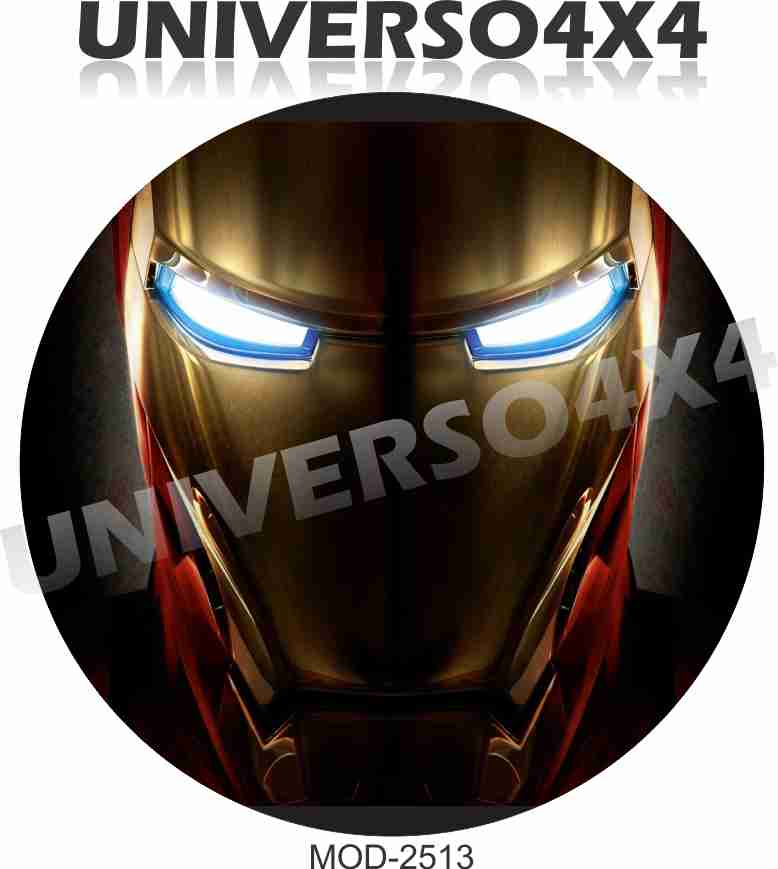 Capa Estepe Homem de Ferro M-2513
