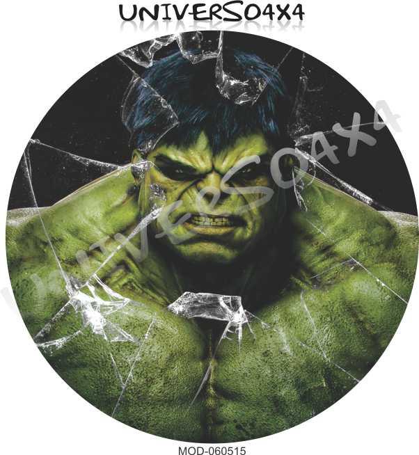 Capa Estepe Hulk M-060515