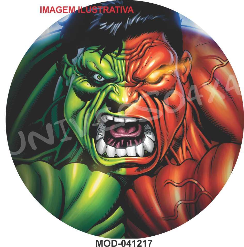 Capa Estepe Hulk M-041217
