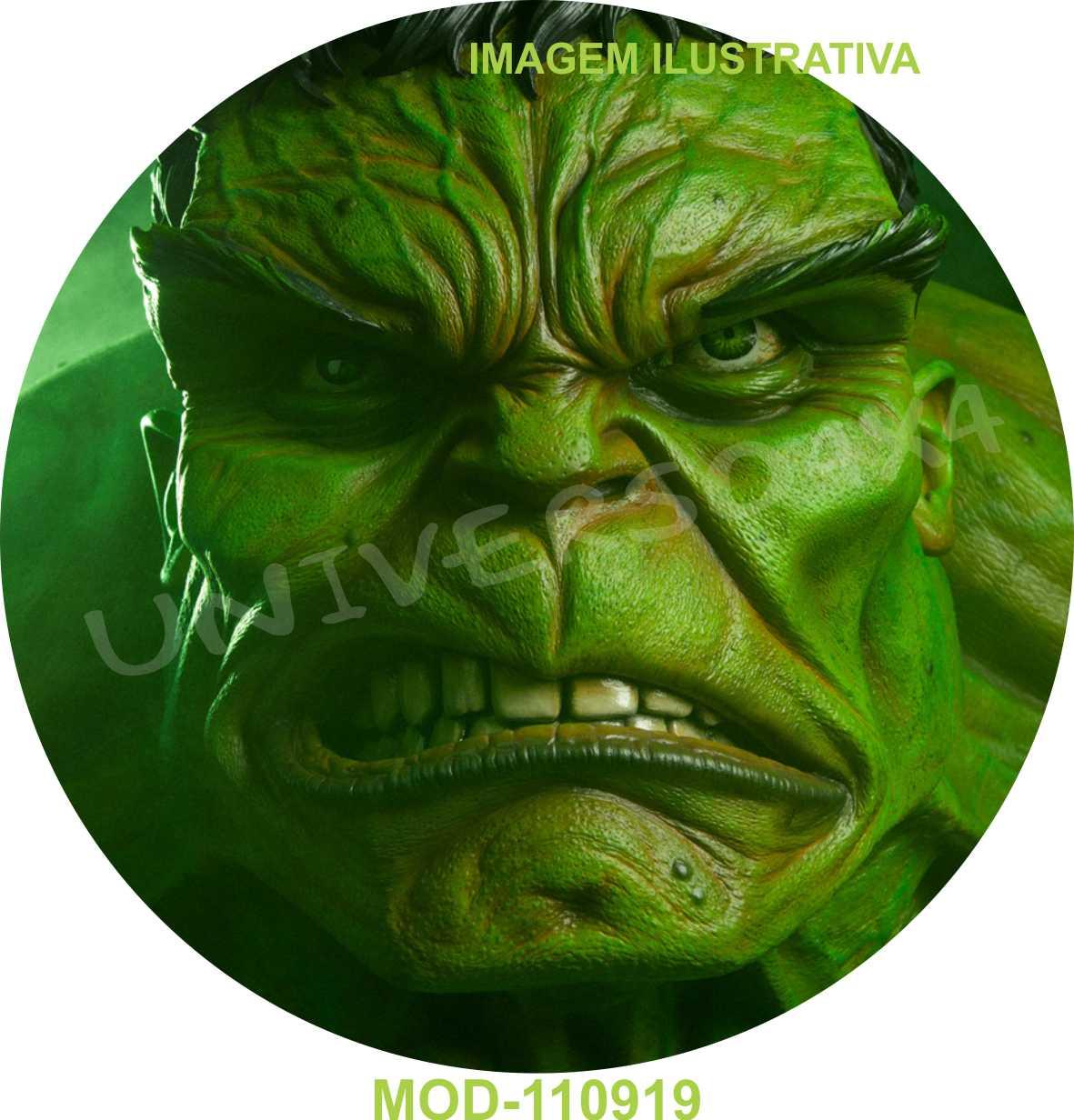 Capa Estepe Hulk M-110919