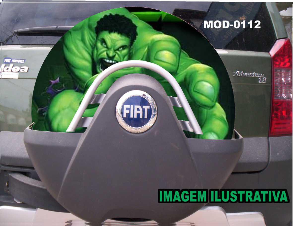 Capa Estepe Idea / Doblo Hulk M-0112