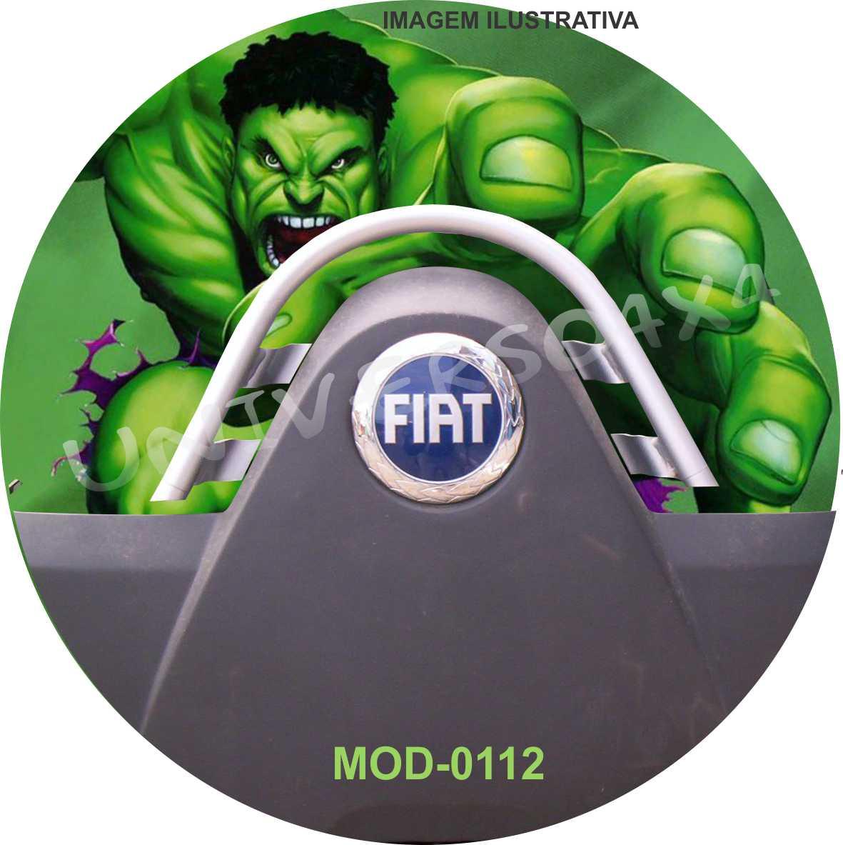 Capa Estepe Idea Doblo Hulk M-0112