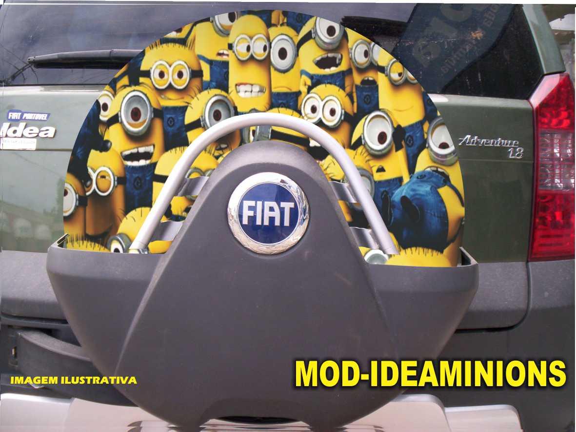 Capa Estepe Idea / Doblo M-Minions