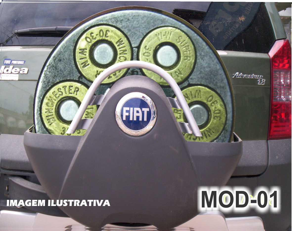 Capa Estepe Idea / Doblo Tambor Revólver M-01