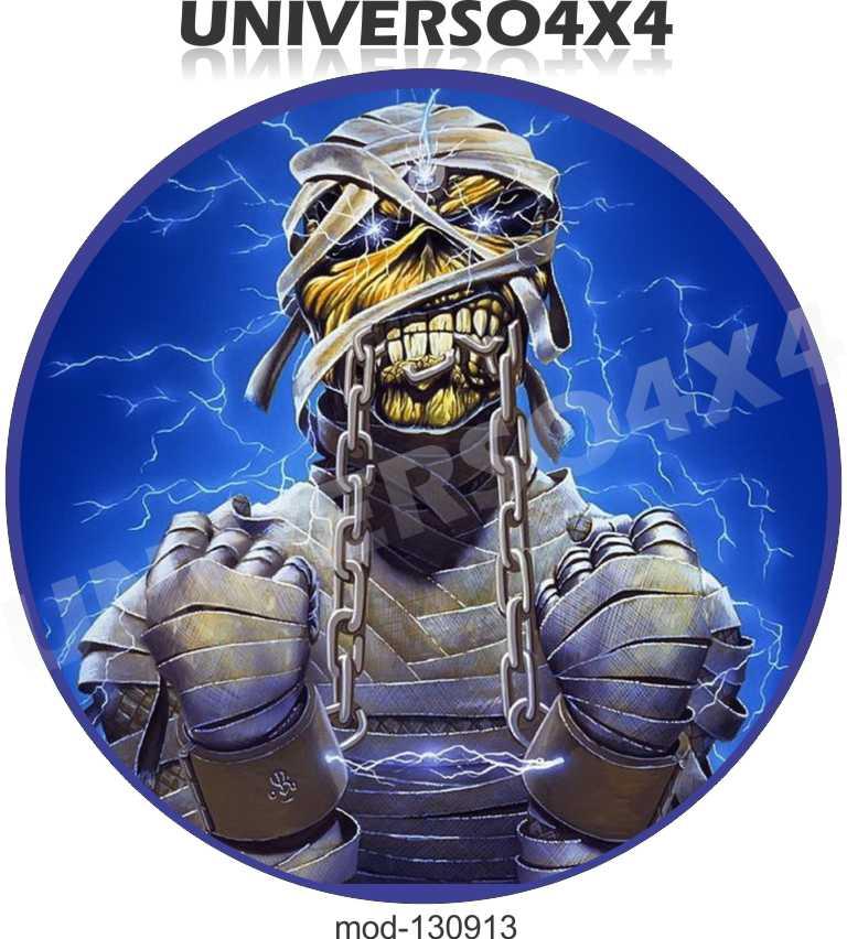 Capa Estepe Iron Maiden 130913