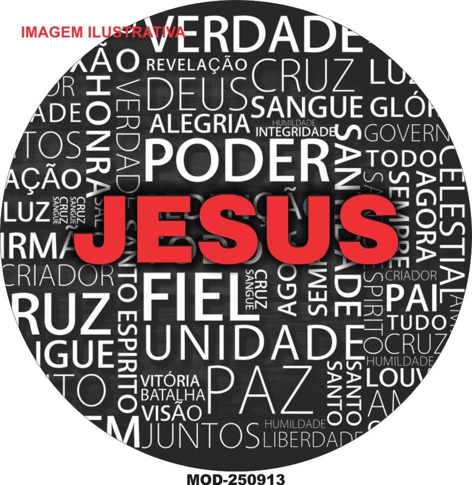 Capa Estepe Jesus M-250913