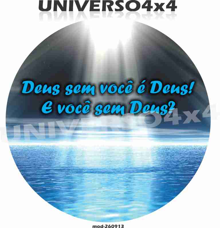 Capa Estepe Jesus Deus 260913