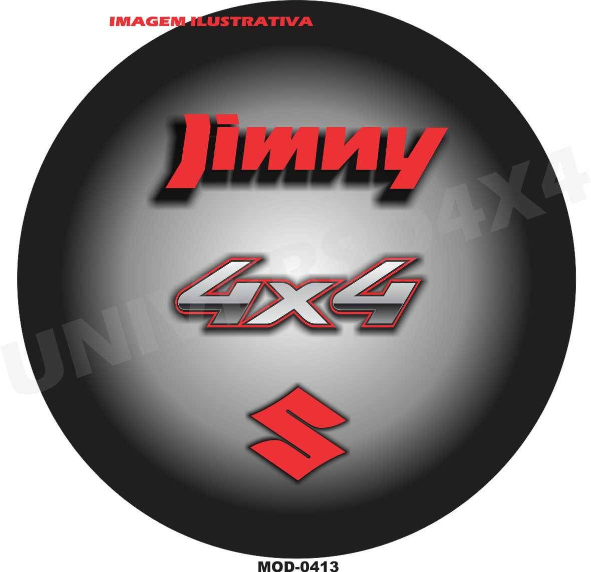 Capa Estepe Jimny 0413