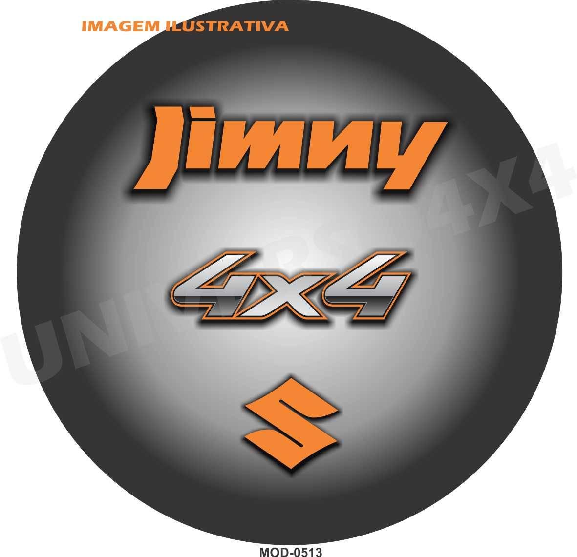 Capa Estepe Jimny 0513