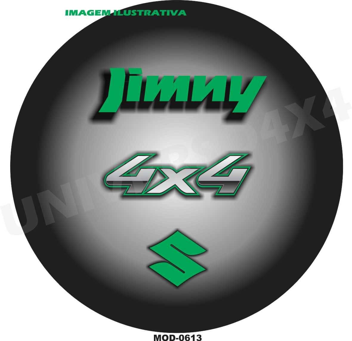 Capa Estepe Jimny 0613