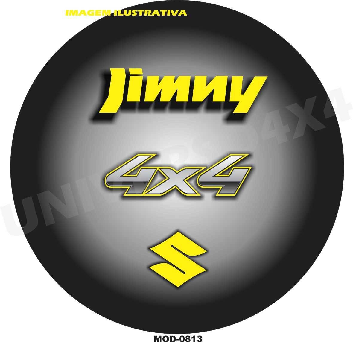 Capa Estepe Jimny 0813