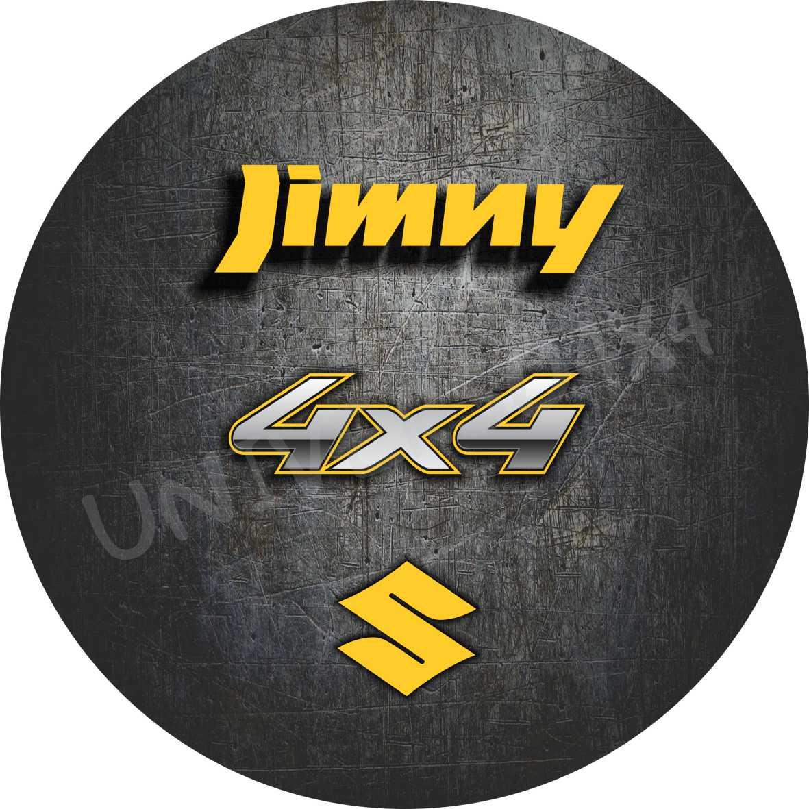 Capa Estepe Jimny Amarelo M-240618