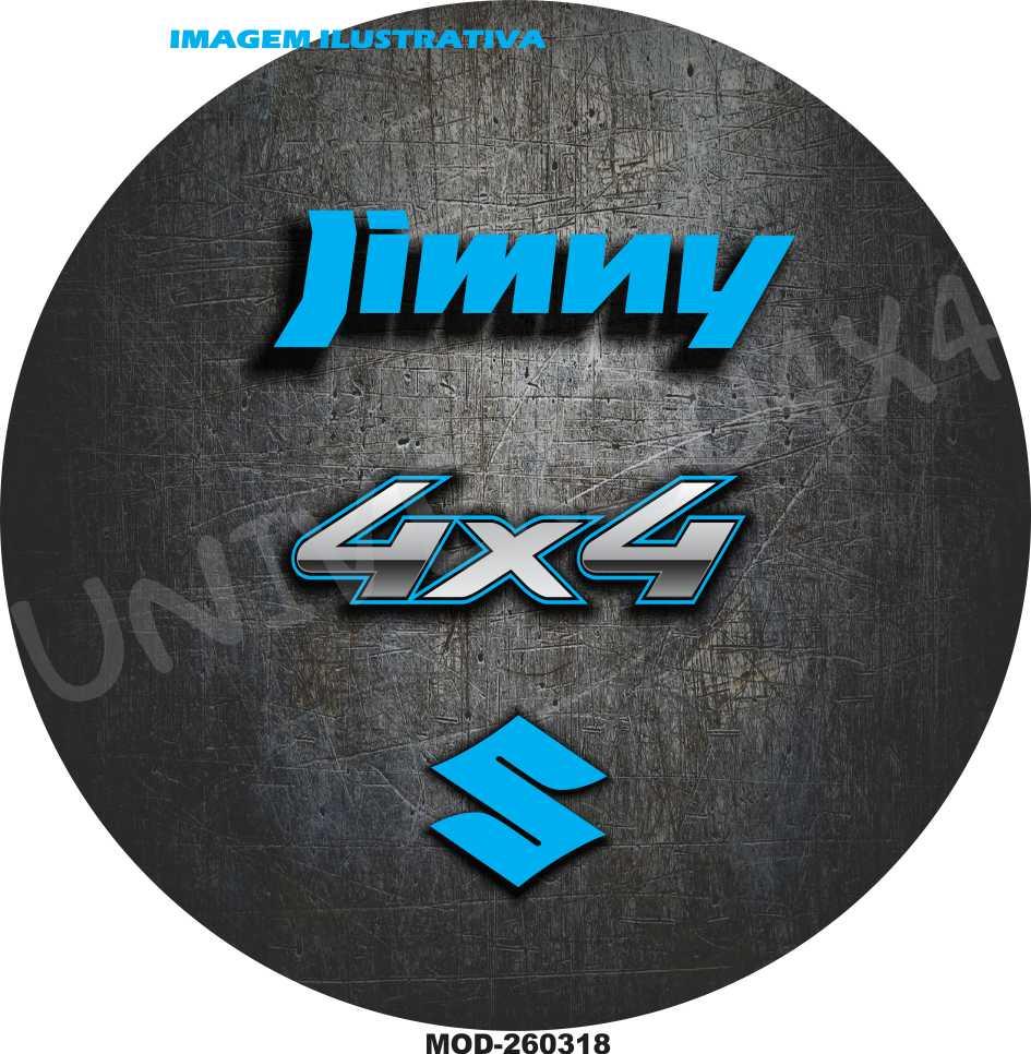 Capa Estepe Jimny Azul M-260318