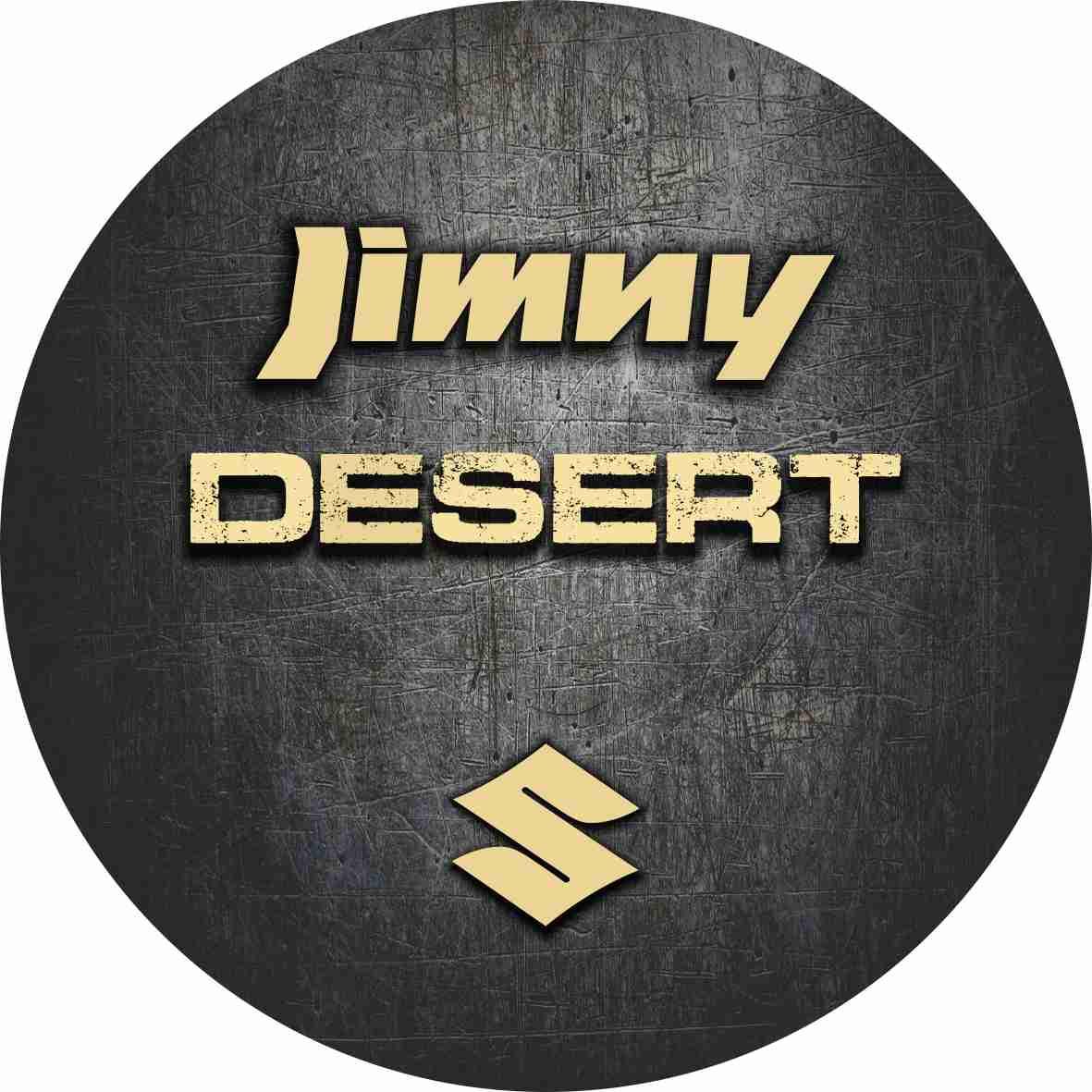 Capa Estepe Jimny Desert M-