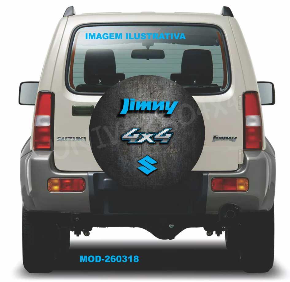 Capa Estepe Jimny M-260318