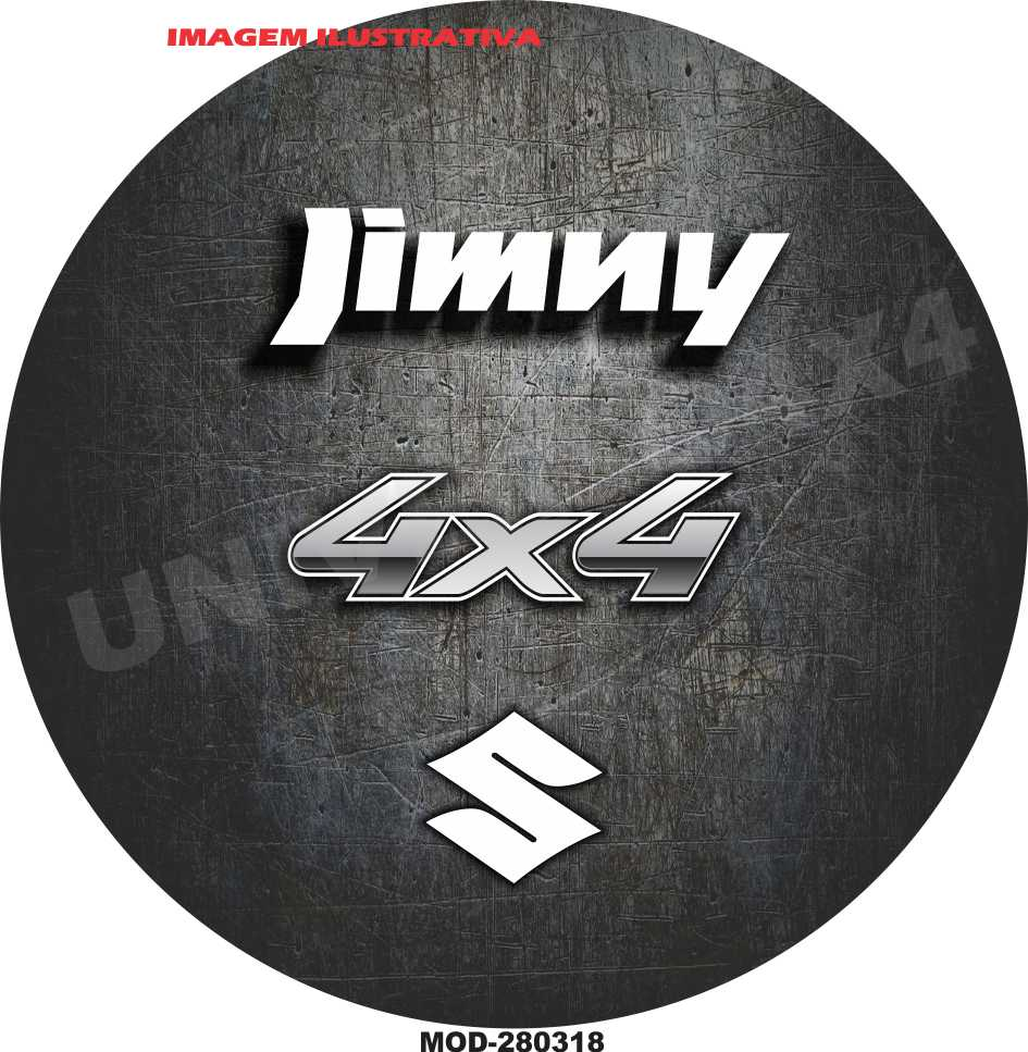 Capa Estepe Jimny M-280318