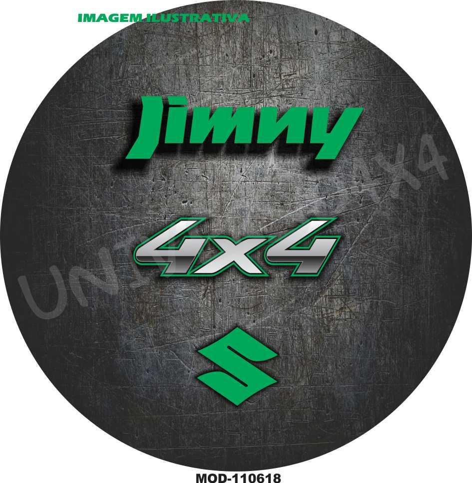 Capa Estepe Jimny Verde M-110618