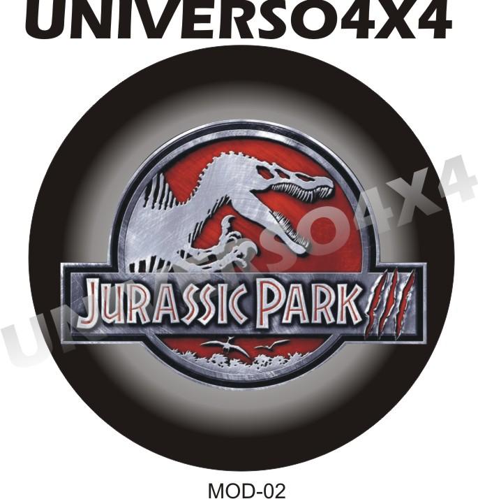 Capa Estepe Jurassic Park 02