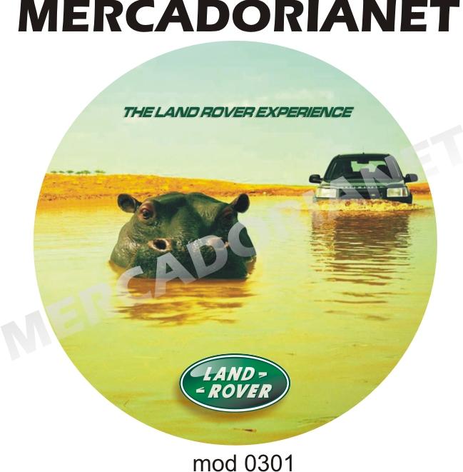Capa Estepe Land Rover M-0301