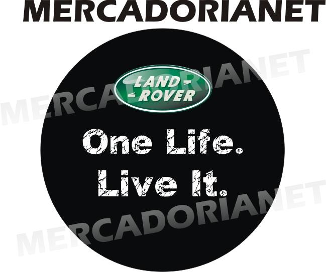 Capa Estepe Land Rover 05