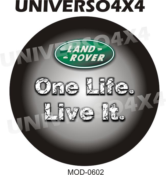 Capa Estepe Land Rover 0602