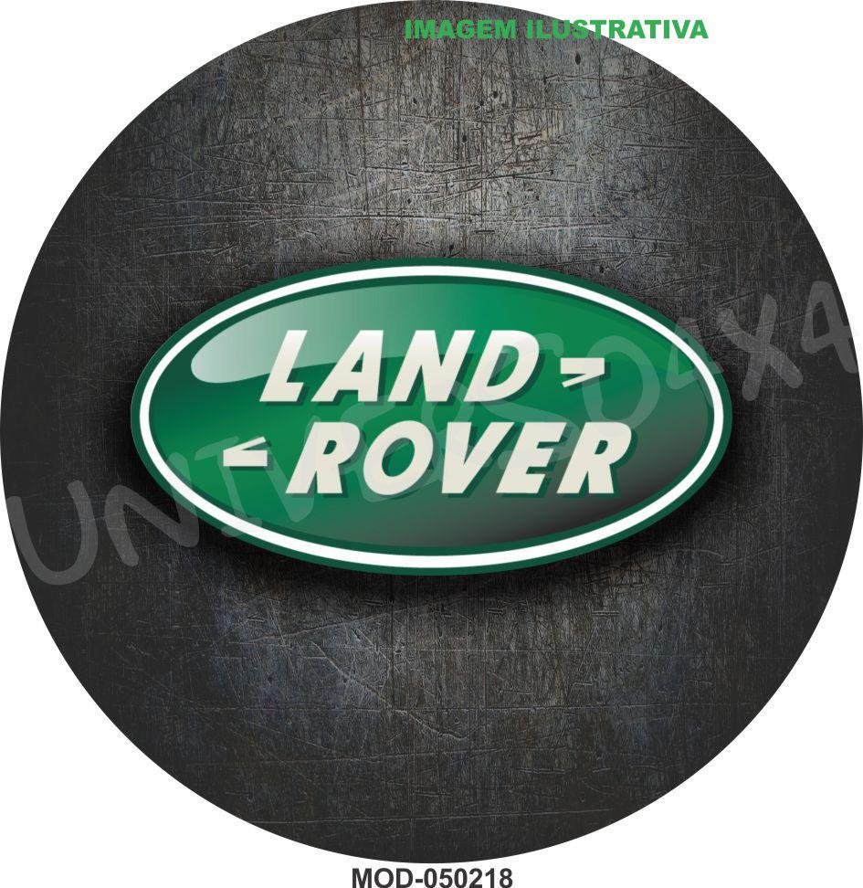 Capa Estepe Land Rover M-050218