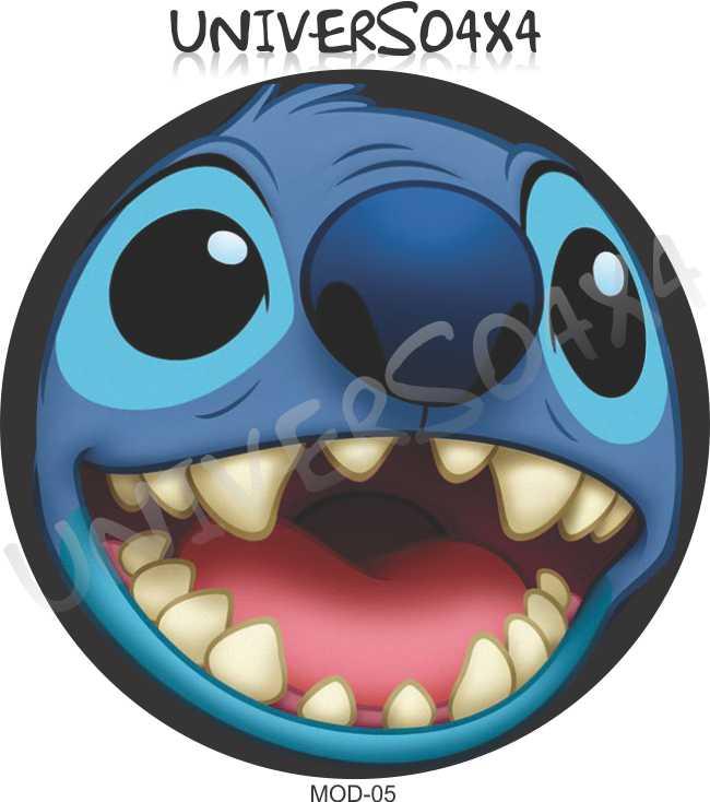 Capa Estepe Stitch M-05