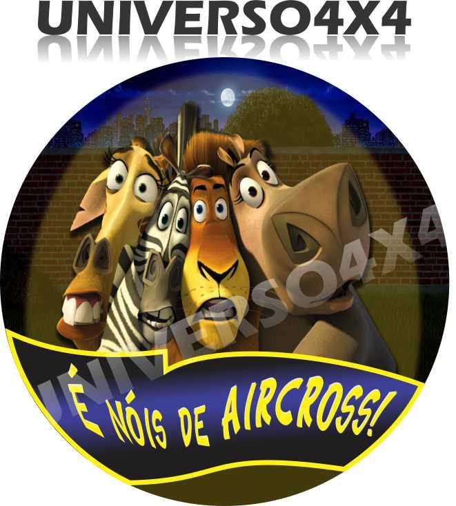 Capa Estepe Aircross Madagascar M-01