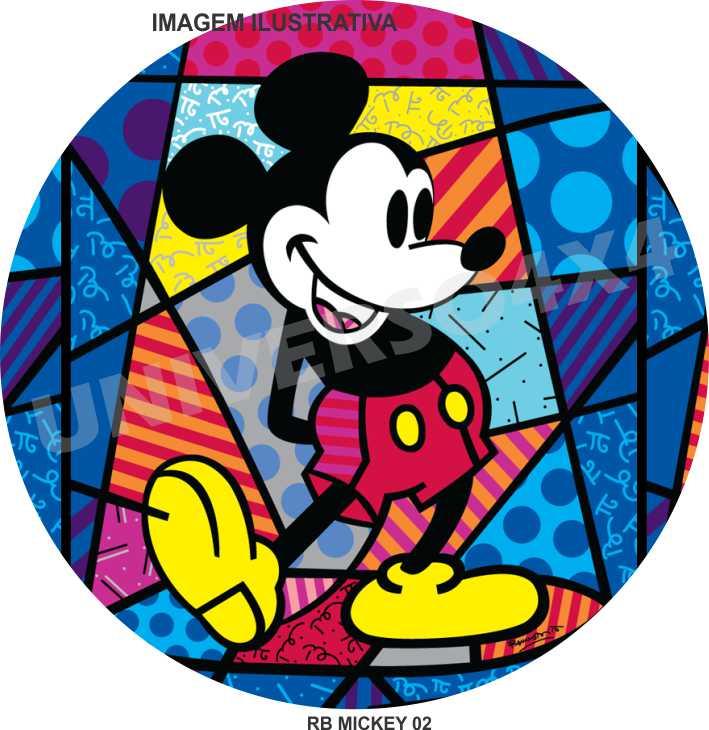 Capa Estepe Mickey Romero B - RELEITURA M-02
