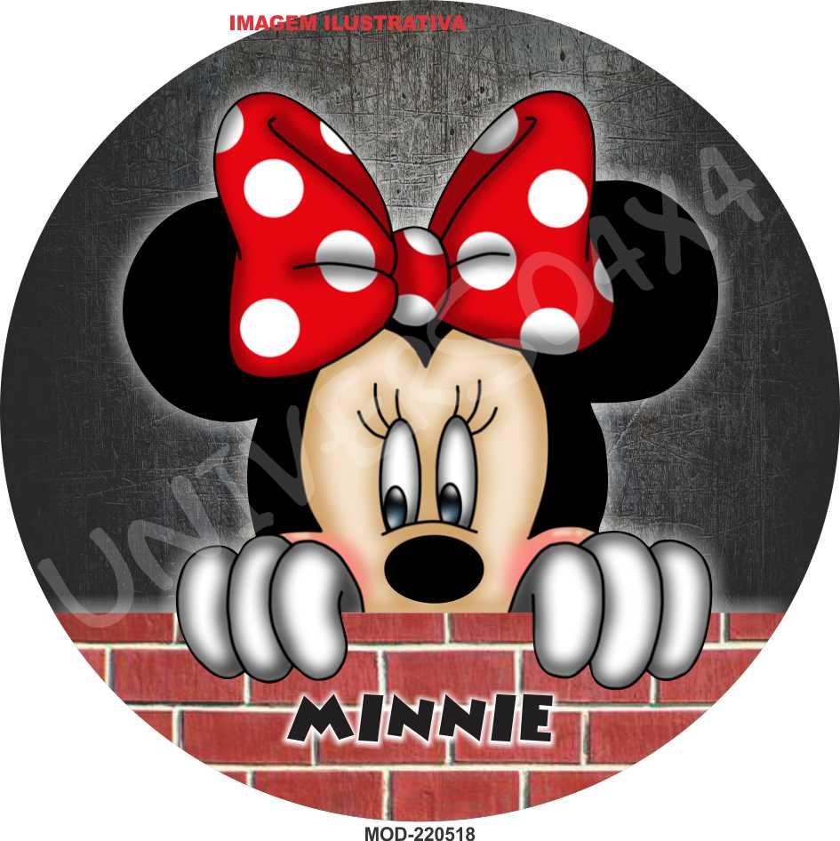 Capa Estepe Minnie M-220518